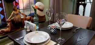 Gezellig tafelen bij Brasserie Meerakker